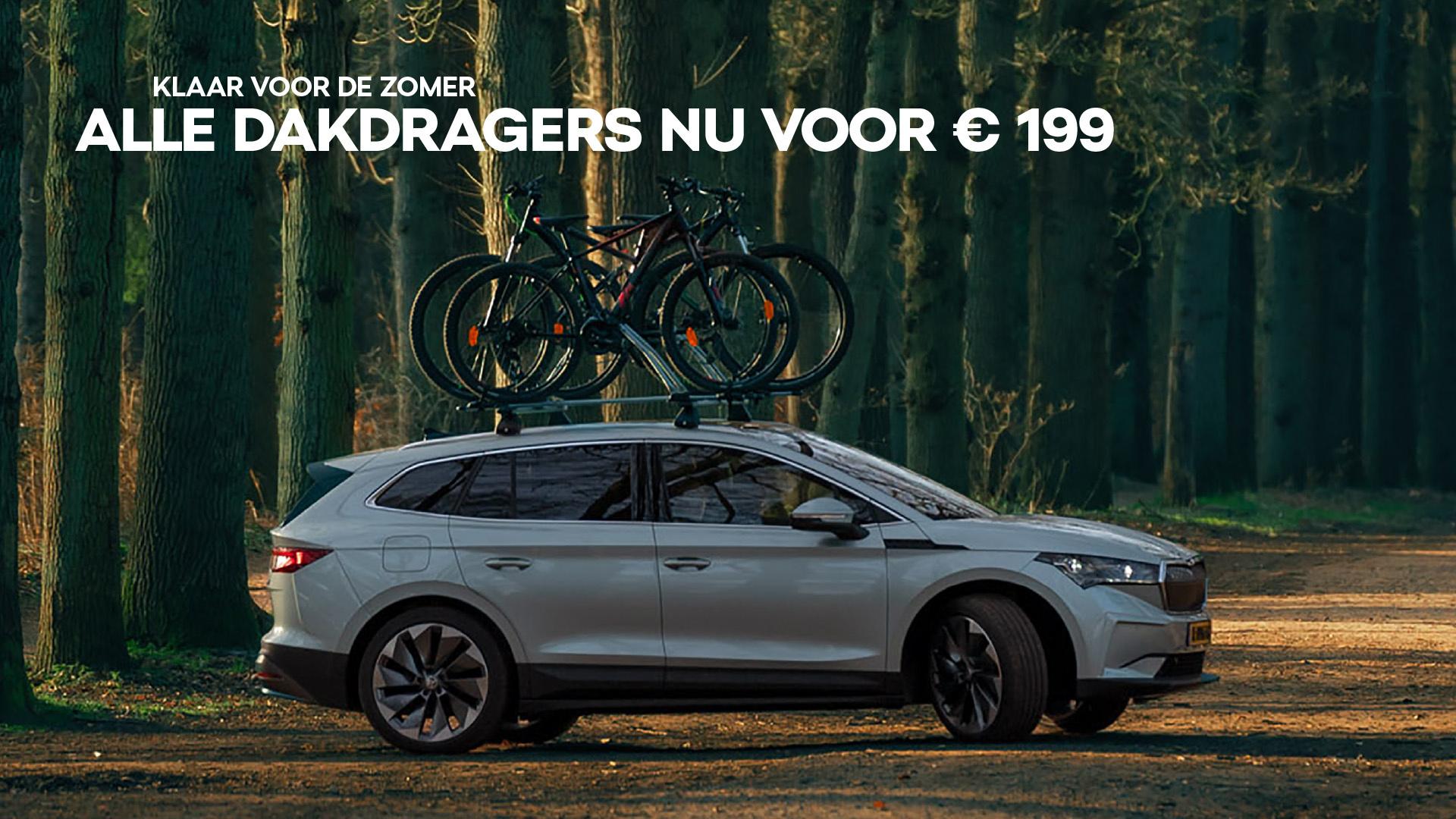 Auto Jawes Ede, Skoda dakdragers-thumb