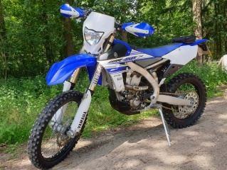 Yamaha-WR 450 F