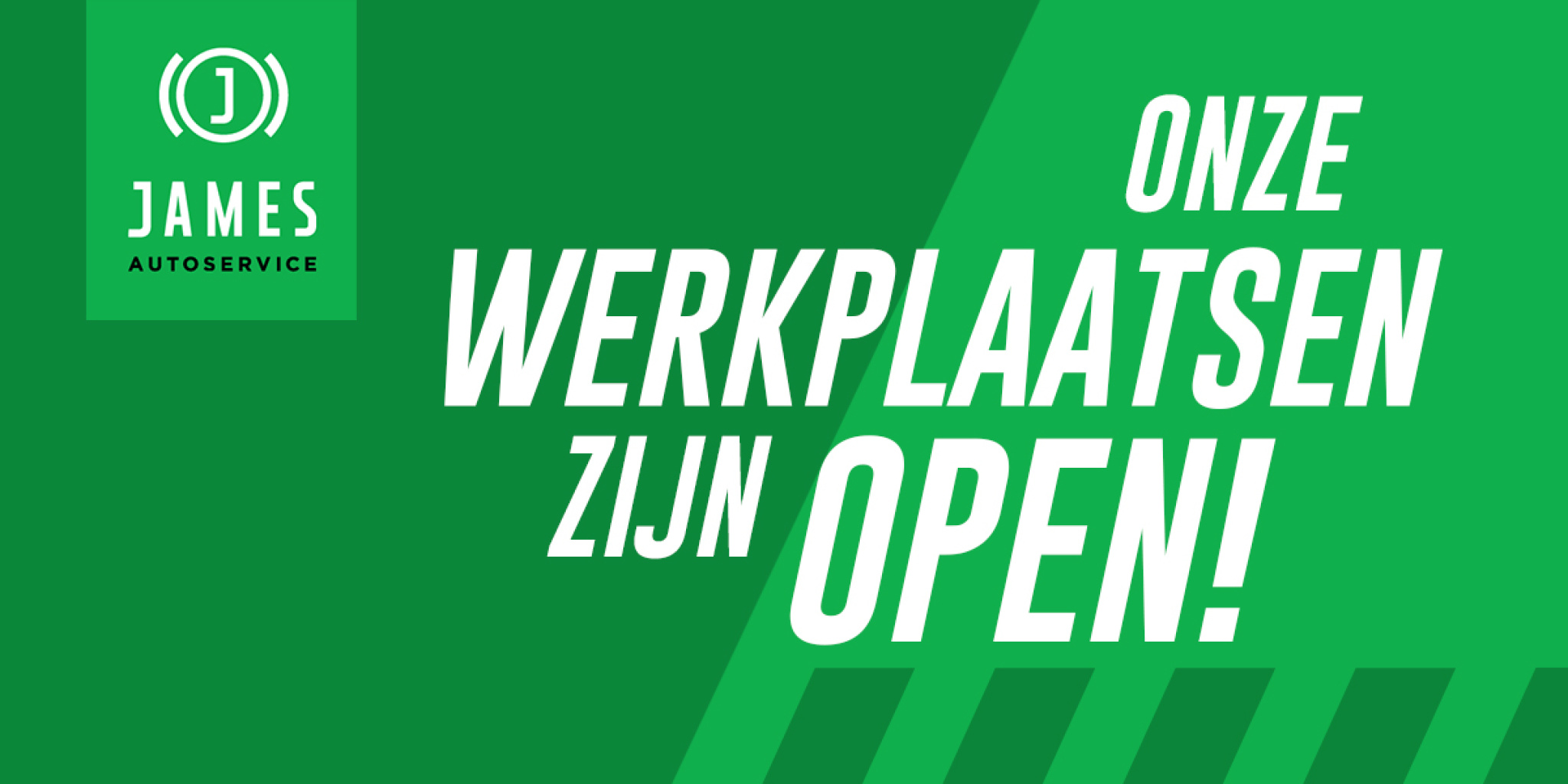 Werkplaats Auto Jawes Ede, James Autoservice open!-2020-12-16 10:53:13
